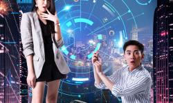 爱情奇幻电影《扫来个女神》定档8月12日爱奇艺独家上线