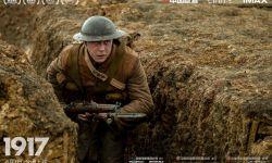 """《1917》发布""""致敬""""版海报,用无声的言语鼓舞艰难奋斗的人们"""