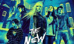 超级英雄电影《新变种人》发布IMAX版海报,五大主角现身