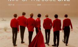防弹少年团10月将举行演唱会 `BTS MAP OF THE SOUL ON:E`