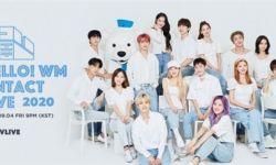 WM娱乐首次举办Ontact联合演唱会,B1A4-OH MY GIRL-ONF总动员