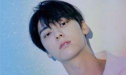 NUEST黄旼炫杂志画报公开,闪闪发光散发迷人魅力