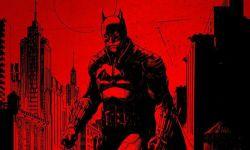 新版《蝙蝠侠》公布先导海报和片名LOGO