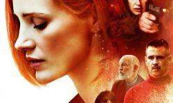 杰西卡·查斯坦主演全新动作片《艾娃》,今日曝光国际版新海报