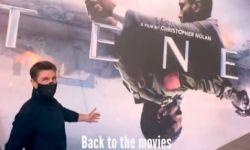 汤姆·克鲁斯重回影院,力挺诺兰新片《信条》