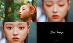 YooA首张迷你专辑 《Bon Voyage》公开梦幻预告片