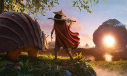 迪士尼《寻龙传说》首曝概念图!亚裔女星凯莉·玛丽·陈配音
