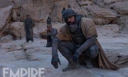 《沙丘》再曝新剧照,预计12月18日北美公映