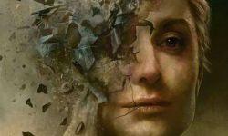 诺兰《信条》曝艺术海报,女主角伊丽莎白表情哀怨