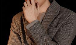 god成员Danny Ahn拍摄bnt写真,沉稳干练彰显绅士气质