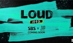 JYP娱乐携手SBS将于2021年推出新节目《LOUD》