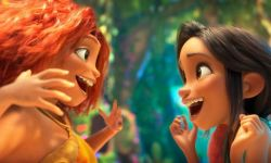 可爱!《疯狂原始人2》首曝中字预告,11月25日北美上映有望引进