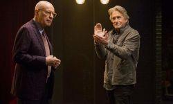 艾伦·阿金退出美剧《柯明斯基理论》,只剩迈克尔道格拉斯独撑