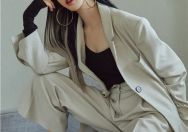 李侑菲拍摄bnt写真,温柔甜美气质迷人
