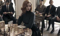 天才美少女征服国际象棋界,安雅泰勒乔伊