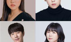 金香奇×崔丹尼尔×吴允儿, 确定出演JTBC新韩剧《飞起来吧蝴蝶》
