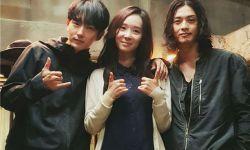 李准基SNS公开长文及照片,发表韩剧《恶之花》剧终感想