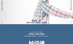 YG新人男团TREASURE 连续7日维持RAKUTEN MUSIC排行榜1位