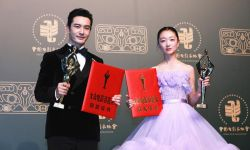 《我和我的祖国》获百花奖最佳影片,黄晓明周冬雨分获影帝影后