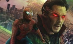 本尼迪克特·康伯巴奇将在《蜘蛛侠:英雄归来3》中扮演奇异博士