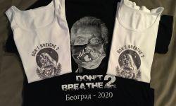 《屏住呼吸2》正式杀青,史蒂芬·朗分享剧组T恤照