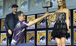 《雷神4》新动态曝光,波特曼故事线将有重大进展