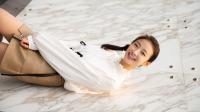 韓佳卉發布寫真大片 清純靈動宛如初戀