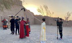 纪录片《不可思议的中国——我在敦煌等你》在甘肃拍摄