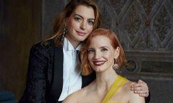 电影《母亲的本能》将翻拍  安妮·海瑟薇与杰西卡·查斯坦再次携手