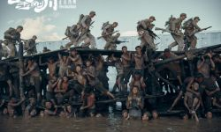 《金刚川》幕后揭秘:12天完成动态预览 武行演员肉身筑人桥