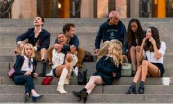 HBO新版《绯闻女孩》纽约热拍   网友吐槽片场照