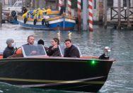 《碟中谍7》片场照发布  阿汤和主演们在片场拍最后一场戏
