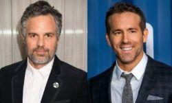 马克·鲁法洛与瑞安·雷诺兹将参演导演肖恩·利维新片《亚当计划》