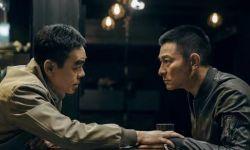 电影《拆弹专家2》定档12月24日  人物关系海报发布
