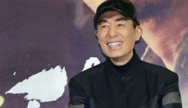 电影《一秒钟》北京首映  导演张艺谋:这部电影是我青春的记忆