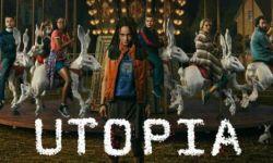 亚马逊决定不再续订其系列原创剧《乌托邦》