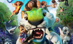 动画电影《疯狂原始人2》内地首周末票房1.26亿