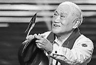 """表演艺术家牛犇喜获第七届""""中国电视好演员""""""""艺术成就演员奖"""""""