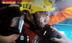 《紧急救援》海上救援场面震撼  在《泰坦尼克号》水上摄影棚拍摄