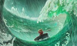 《大护法》导演不思凡新作《大雨》官宣,发布首款海报