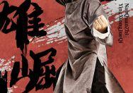 电影《南拳之英雄崛起》发布角色海报  陈浩民、王婉中主演
