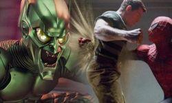 """""""绿魔""""的威廉·达福""""沙人""""托马斯·哈登·丘奇有望回归《蜘蛛侠3》"""