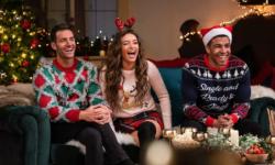 恋爱节目《圣诞约会12天》  寻爱者齐聚浪漫圣诞城堡