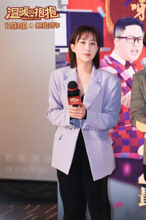《温暖的抱抱》李海银饰演导演助理
