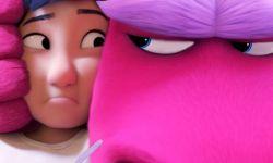 合家欢动画电影《许愿神龙》发布IMAX专属海报