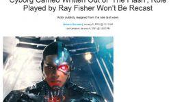 电影《闪电侠》钢骨角色内容被删除,角色不会重新选角