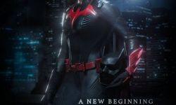 CW电视台DC超级英雄剧集《蝙蝠女侠》第二季公布新海报
