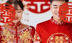 刘天骐许珊珊结婚啦,各位明星纷纷送上祝福