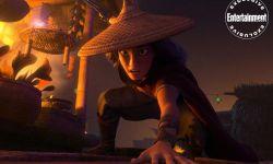 迪士尼动画《寻龙传说》公布2张新剧照 东南亚女战士大冒险