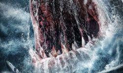 灾难惊悚电影《夺命巨鲨》正式定档  1月16日独家上线爱奇艺